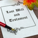 a last will and testament composed in Wenatchee